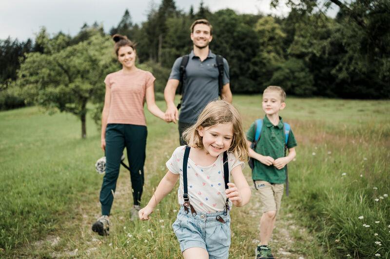 Familienurlaub - OÖ Tourismus Robert Maybach