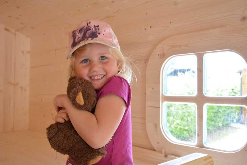Lummersdorf Urlaubhütten - Familienurlaub